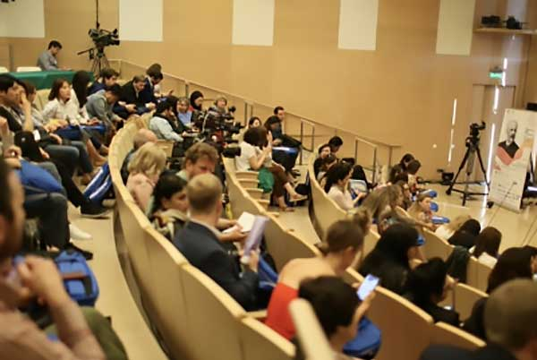Состоялась жеребьёвка участников конкурса Чайковского по специальности «сольное пение»