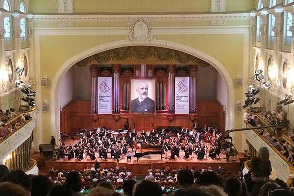 У Конкурса Чайковского впервые появятся фан-зоны в России и за рубежом