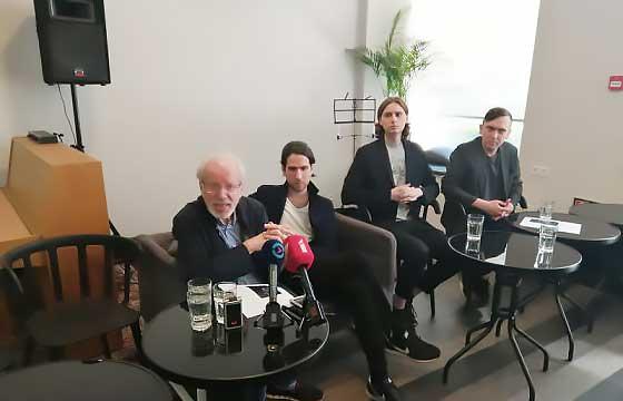 «Хроника текущих событий» на музыку Мечислава Вайнберга: проект Гидона Кремера и Кирилла Серебренникова