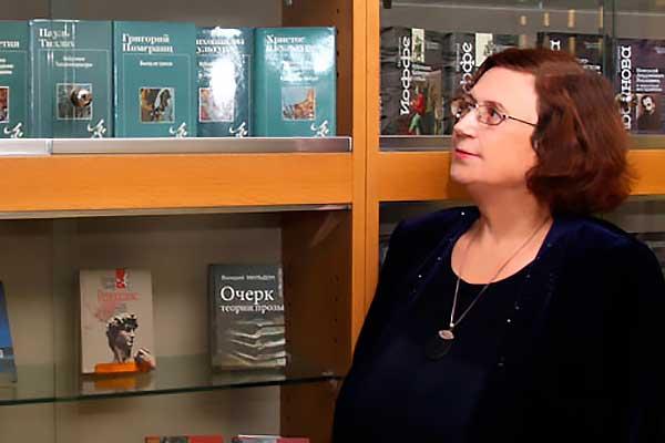 Светлана Левит: юбилей выдающегося ученого