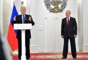 Щедрин Родион, Путин Владимир