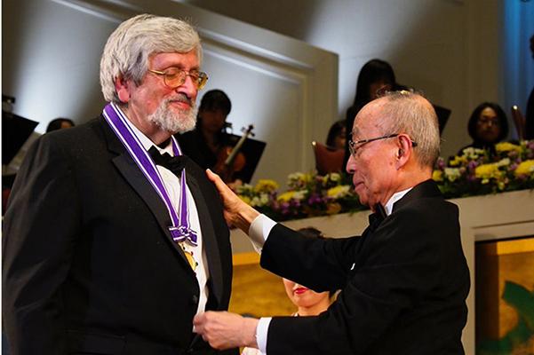 Речь профессора Ричарда Тарускина на церемонии вручения Премии Киото