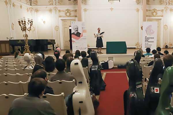 Cостоялась жеребьёвка участников Конкурса Чайковского по специальности «виолончель»