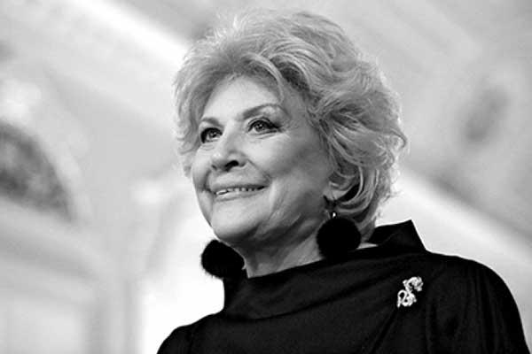 <strong>7 июля великой Елене Образцовой исполнилось бы 80 лет</strong>