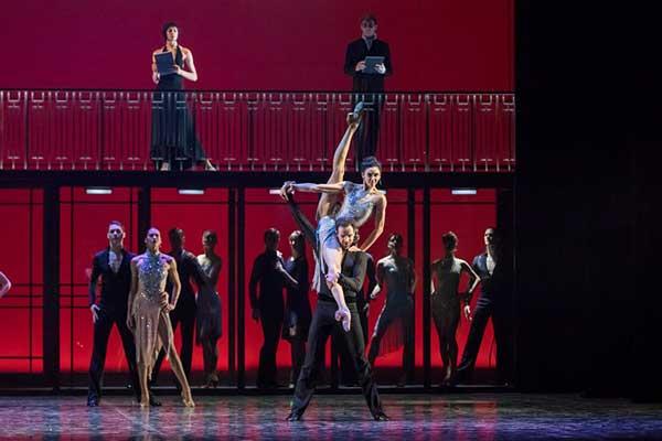 Московская премьера балета Эйфмана «Эффект Пигмалиона» в Большом театре