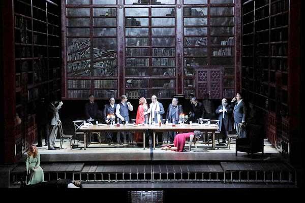 Глубокое переосмысление «Саломеи» от Баварской государственной оперы