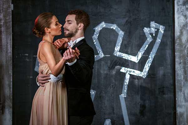 Балет «Москва» — премьера балета «Танцпол» к 30-летию театра