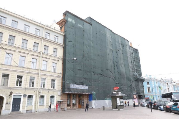 Дом радио в Петербурге отдадут в аренду под оркестр и оперу Теодора Курентзиса