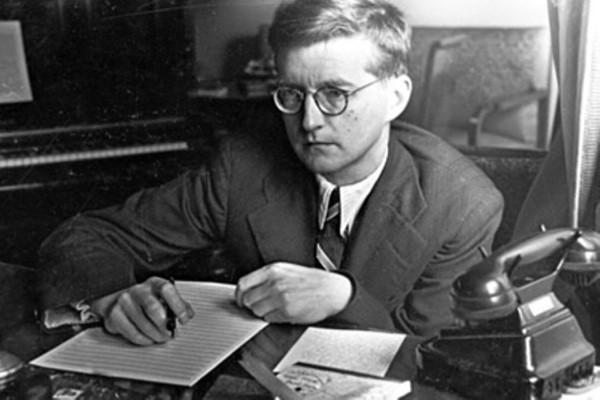Любовные письма Шостаковича продали с аукциона за 1,1 млн рублей