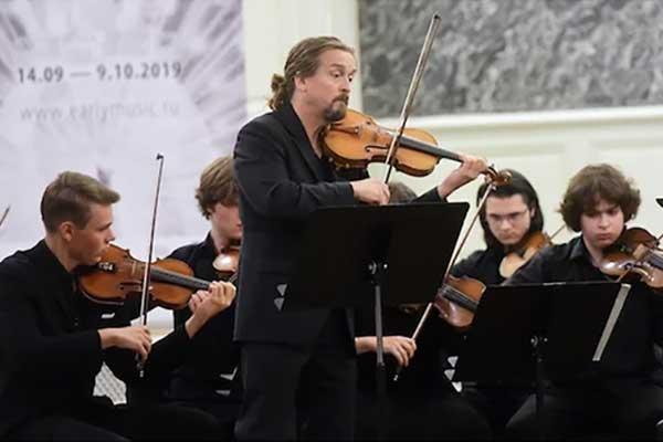 Бах-баттл… Открылся фестиваль Earlymusic
