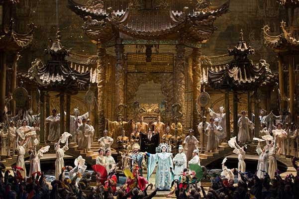 Theatre HD: открытие сезона Метрополитен Опера и другие трансляции