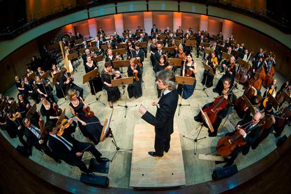 Омская филармония открывает юбилейный 80-й сезон концертом в честь 30-летия «МО» и 100-летия Мечислава Вайнберга