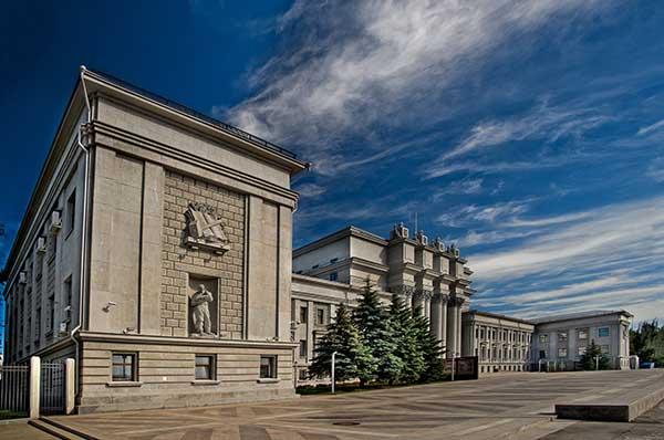 (Не) столица. Время перемен. Московские гастроли Самарского театра оперы и балета