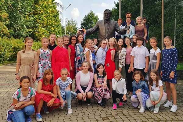 Детский хор «Весна» имени А.С. Пономарёва прошел в финал Международного хорового конкурса Европейского радиовещательного союза