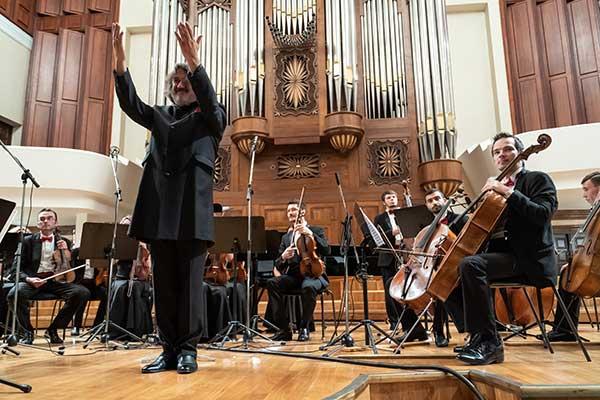 Юбилей на пятерых. «La Primavera»: концерт к 30-летию «МО» и 100-летию Вайнберга
