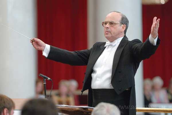 1 октября — концерт Всероссийского фестиваля «Музыкальное обозрение» — Opus 30 в Санкт-Петербургской филармонии