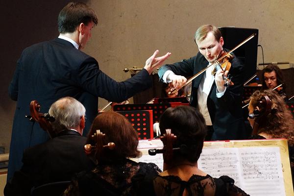 В Ульяновске впервые прозвучала музыка Мечислава Вайнберга