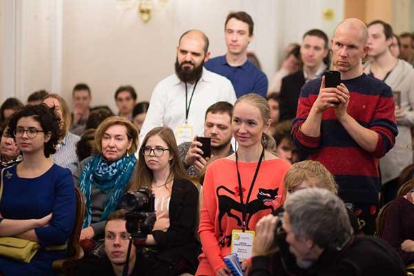 Лекция главного редактора «МО» Андрея Устинова на II Всероссийском семинаре по музыкальной критике в Московской консерватории