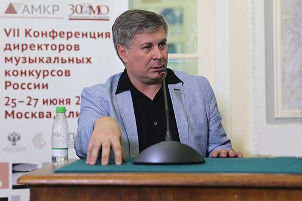 Дмитрий Вдовин: «Певцы — хрупкие создания»