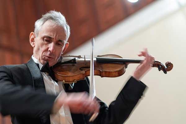 24 ноября — концерт «Года Вайнберга» в России в Бетховенском зале Большого театра