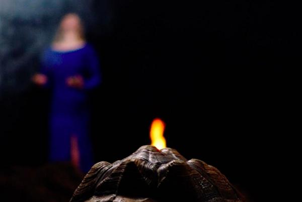 Мировая премьера танцевального моноспектакля Яна Фабра «Воскрешение Кассандры» в Санкт-Петербурге