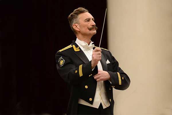 Концерт духовой музыки к 175-летию со дня рождения Николая Римского-Корсакова