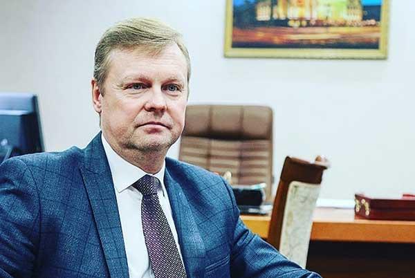 Тюменскую филармонию возглавил Александр Березин