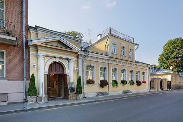 Выставка «Гостеприимство муз. Домашний салон Москвы XIX века» в музее Тропинина