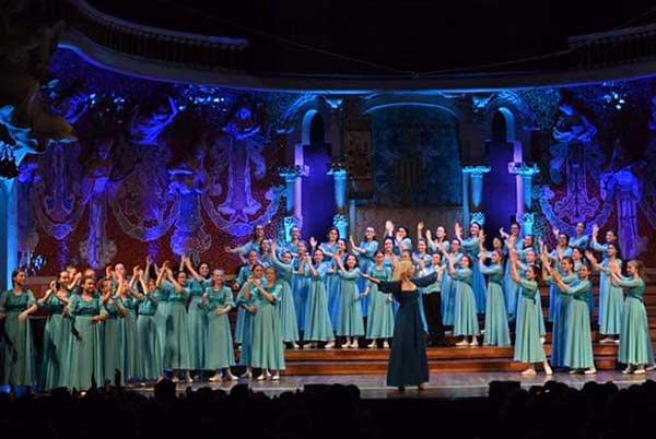 18 января — Концерт Детской  хоровой школы «Весна» имени А.С. Пономарёва в Зарядье