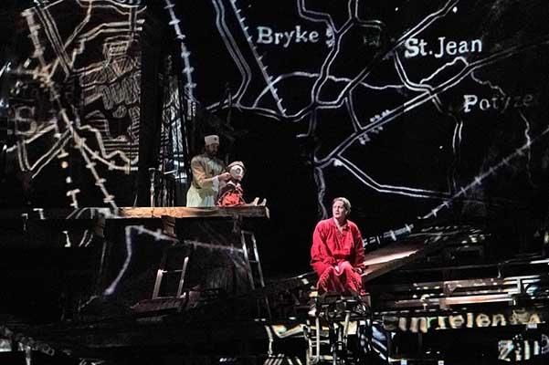 «Воццек» Альбана Берга — прямая трансляция из Метрополитен-опера 11 января в кинотеатрах Москвы, Санкт-Петербурга и других городов России