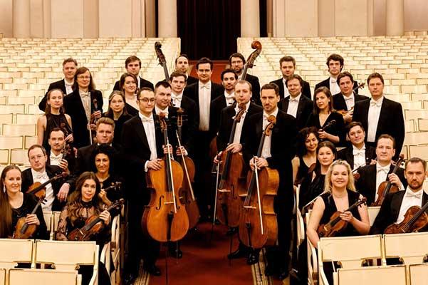 Новый камерный оркестр Заслуженного коллектива России — дебютный концерт в Санкт-Петербургской филармонии