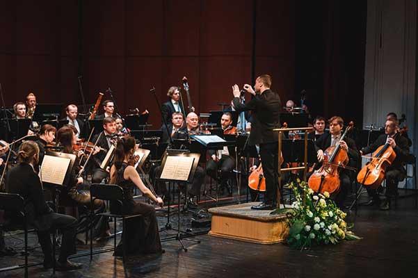 Концерт-презентация Камерного оркестра в Пермском театре оперы и балета