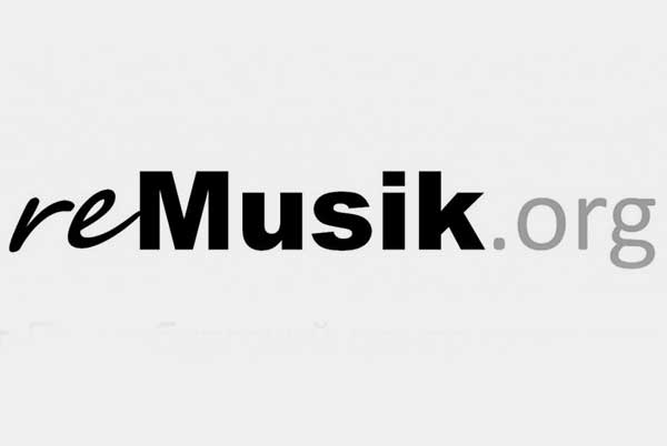 VIII Санкт-Петербургский международный  фестиваль новой музыки reMusik.org: 21 мая — 2 июня 2021