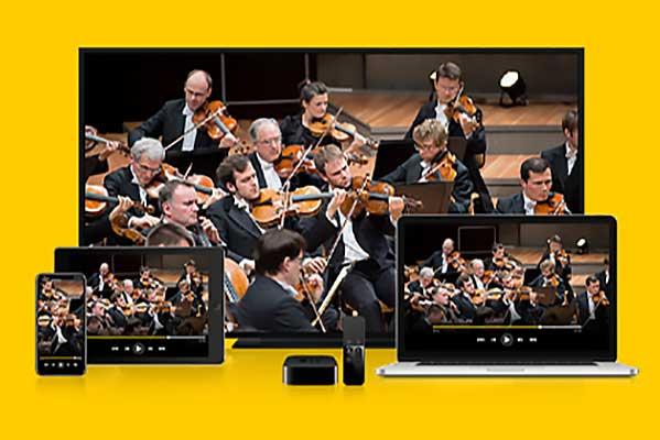 Берлинская филармония открыла бесплатный цифровой концертный зал в связи с карантином