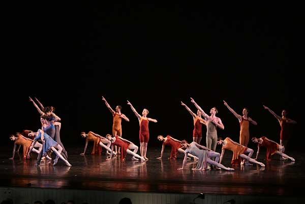 Русские маяки. Международный фестиваль балета «Мариинский» в Мариинском театре