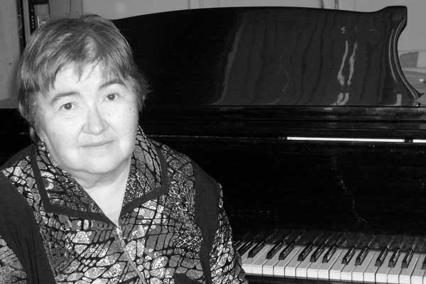 Скончалась профессор Саратовской консерватории Татьяна Малышева