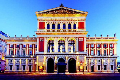 Венский Musikverein – 150 лет