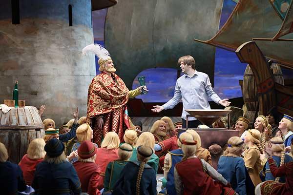 В сказку попал: новая постановка «Садко» в Большом театре