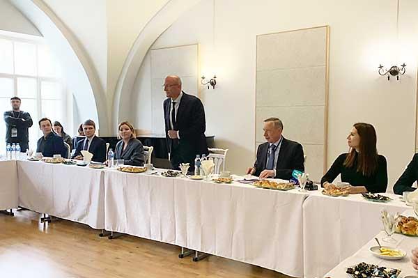 Вице-премьер Дмитрий Чернышенко извинился за состояние консерватории имени Римского-Корсакова в Петербурге
