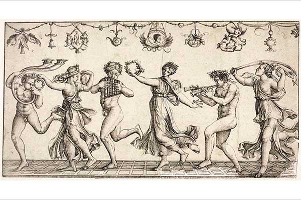 Международный день танца. Обращение Фридемана Фогеля