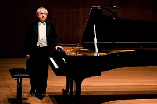Пианисту Григорию Соколову — 70 лет!