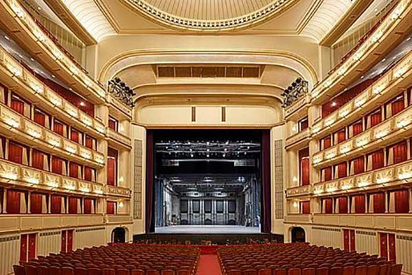 Венская опера: отмена спектаклей до июля