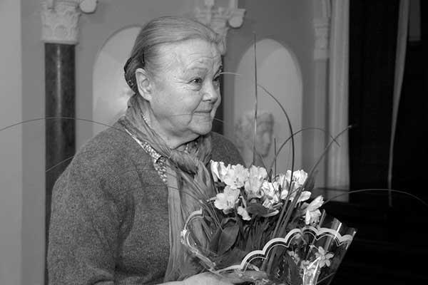 К 95-летию со дня рождения Светланы Виноградовой. Программа «Наблюдатель» на телеканале Россия Культура
