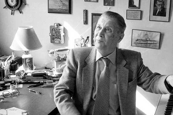 Эшпай непобедимый. 95 лет со дня рождения композитора