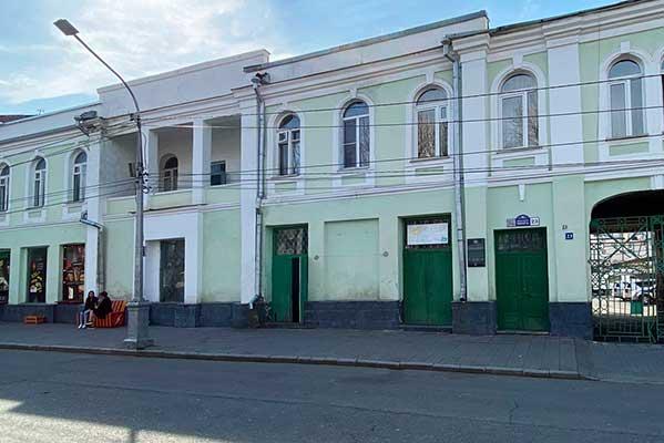 «Комсомолец» Владикавказа отдали Мариинке