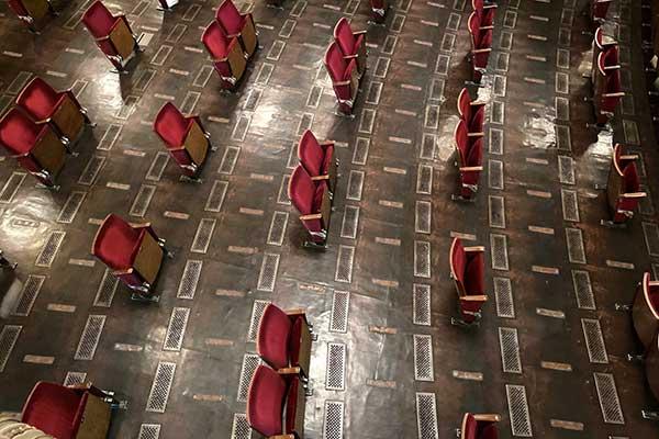 Италия: культурные мероприятия возобновятся 15 июня