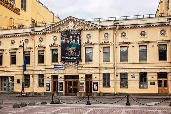 Музыкальные театры Петербурга и Иркутска впервые открывают виртуальные обменные гастроли