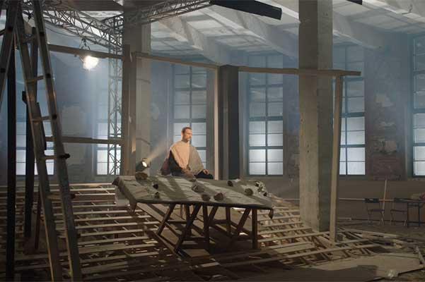 Онлайн-премьера произведения «Тайная вечеря» Дмитрия Крымова