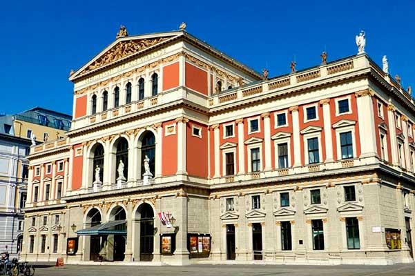 Венская филармония откроется в июне