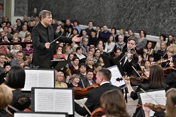 Челябинский симфонический оркестр приглашает принять участие в конкурсном прослушивании